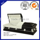20H4219 funeral supply good quality cheap price coffin American steel casket