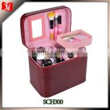 2015 newest square shape make up cosmetic bags factory supplier in shenzhen                                                                         Quality Choice