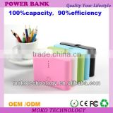 Portable High Capacity Dual USB Mobile Power Bank 20000mah Power Bank For iPhone 4/Samsung/Nokia/Ipad