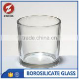 heat resistant borosilicate glass candle jar                                                                         Quality Choice