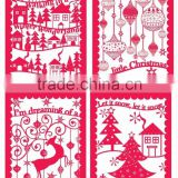cute handmade greeting chirstmas cards for festivals