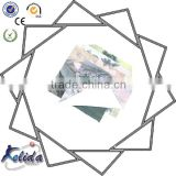 Landscape painting microfiber cleaning cloth with sublimation printing