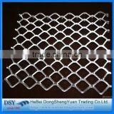 2016 China professional supplier of iron bbq grill expanded metal mesh/industrial expanded metal mesh                                                                         Quality Choice