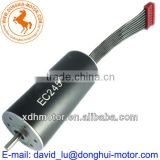 24mm cordless drill motor low noise high speed