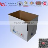 Packing box of pure water&Professional Custom-made Color Carton Box &Corrugated Box Retail
