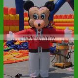 commercial christmas decorations inflatable,Inflatable moving cartoon H8-0154