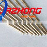 Brass brazing rod materials