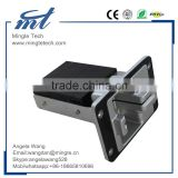 Manual dip insertion IC/msr magnetic stripe card reader