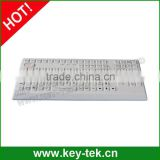 IP68 Medical USB keyboard numeric keypad and function keys