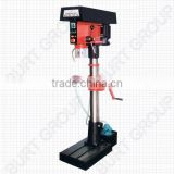 "M01-ZQJ525+P 18"" INDUSTRIAL DRILL PRESS WITH 1100/1500W CAST IRON MOTOR, PUMP AND LIGHT"