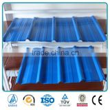 Corrugated board with PE polymer polyester or PVDF polyvinyl denford Coating