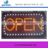 2014 Pop Cheap Electronic LED Open Sign