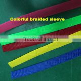 PET flame retardant expandable woven braided insulation cable sleeve                                                                         Quality Choice