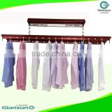 Electric Laundry hanger/Electric clothes hanger/electric aluminum clothes drying rack with light