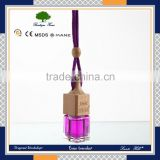 5ML/8ML/glass material and car,household,bathroom Industrial use hanging car perfume factory wholesale