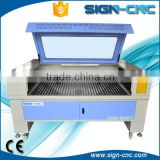 High Efficiency CNC Laser Cutting Machine Price with two heads, laser engraving and cutting