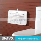 VX781 Disposable tissue paper toilet seat covers paper dispenser