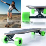 200 Pro. Brushless Electric Skateboard with Lithium battery canadian maple ELECTRIC SKATEBOARD
