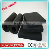 special structural building materials elastic rubber foam sheet