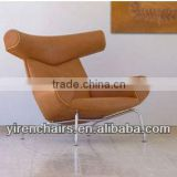 OX chair horn deck chair The bull master chair design sofa chair Contracted style leisure chair