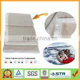 Ultra Soft Business Class Airline Blanket Compliant with Flame Retardant FAR 25.853
