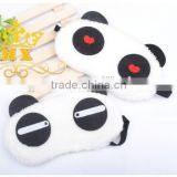 cute panda pattern sleeping eye mask