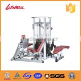 LJ-5904A Hot sale 4 multi-station home gym fitness equipment sports goods for body strong training