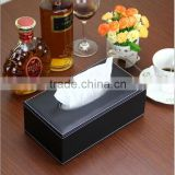factory sale leather tissue box cover,facial tissue box,tissue box wholesale