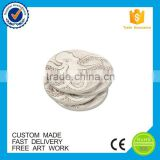 Wholesale promotional advertising gifts round paper coaster custom