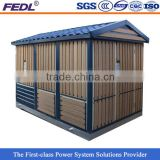 YBW modular box-type electrical transformer substation