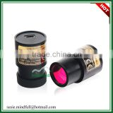 High Quality USB2.0 Camera for Microscope Eyepiece with Reduction Lens