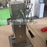 Guangzhou High quality 10 Liter Churros Machine with three different size of nozzle for sale