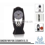 Pearl Pendulum Alarm Clock S005 With Sweep Movement
