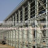 Turnkey project automatic steel structure poultry chicken farm building