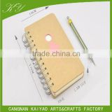 factory China wholesale cheap bulk eco friendly spiral notebook