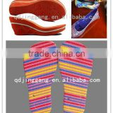 EVA slipper soles heat transfer printing machine Sandals 3d vacuum sublimation film heat press machine