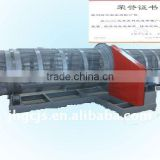 China starch processing line remove potato cassava skin washing machine