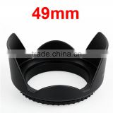 Factory Price Camera Lens Hood 49mm
