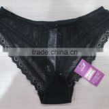 Hot girl Perfect fitting Black Sexy fancy bra panty set