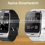 "APLUS GV18 Smart Watch Phone GSM MTK6260A 1.54"" Touch Screen Anti-lost Remote Camera NFC Band for IOS and Android"