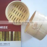Kitchen Good Quality Food Steamer/Hot Sell Good Quality Chinese Mini Bamboo Steamer/natural bamboo food dim sum