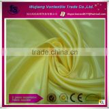 Guatemala/central America market 75D yarn 190T taffeta grey/dyed fabric for fashion quality apparel lining, awning