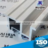 Corrosion resistant alloy aluminum extruded profiles 6063 t5