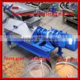 High quality brewer's grains dryer equipment for separating brewer's grains and water