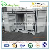 6ft mini shipping storage container for sale
