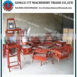 Color gypsum for chalk making machine price /dustless school blackboard chalk piece moulding making machine