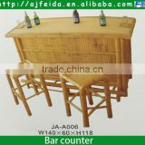 FD-165122Outdoor wholesale bamboo tiki bar for new design