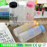 500ml bpa free plastic e juice bottle, my bottle, shaker bottle