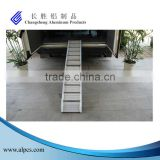 Folding Aluminum Ramp With 250kg/pc Capacity For Motorcycle/Car