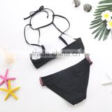 Fission Convenient to Wear Female High Elasticity Bathing Suit